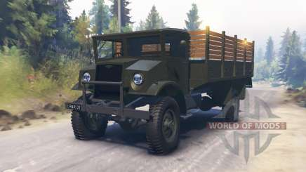 Chevrolet C60L 1942 for Spin Tires