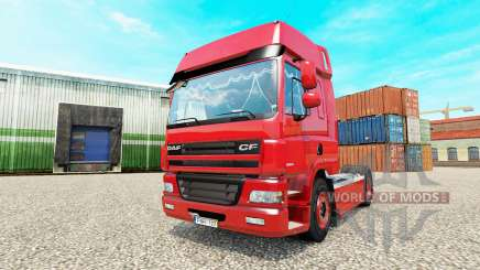 DAF CF 85 for Euro Truck Simulator 2