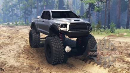 Toyota Tundra for Spin Tires