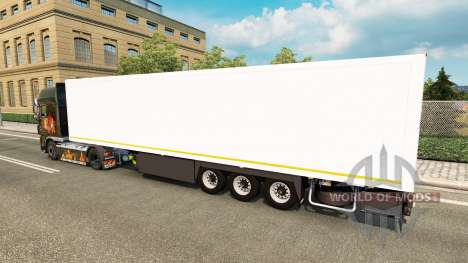 Semi-trailer SR2 the Futura EN for Euro Truck Simulator 2