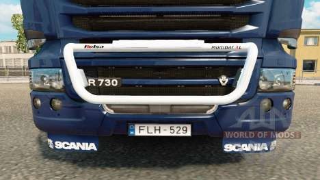 Tuning for Scania Streamline for Euro Truck Simulator 2