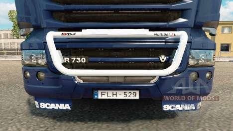 Tuning for Scania Streamline for Euro Truck Simulator 2