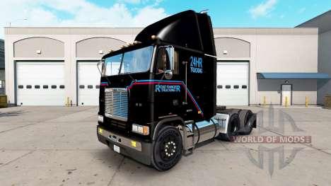 Skin Terminator 2 truck Freightliner FLB for American Truck Simulator