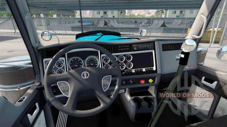 Kenworth W900 v1.3 for American Truck Simulator