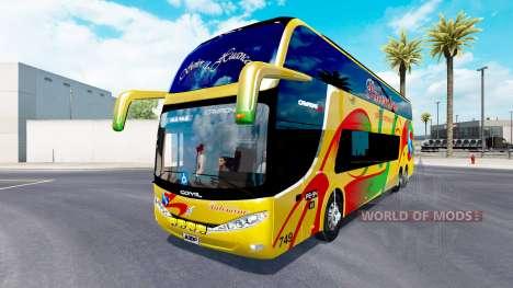 Comil Campione DD Prototype 2011 for American Truck Simulator