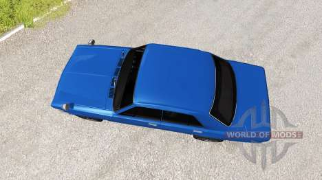 Nissan Skyline 2000GT for BeamNG Drive