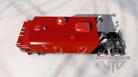 Kenworth K100 Long v2.0 for American Truck Simulator