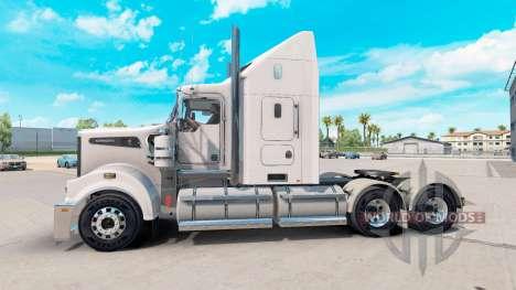 Kenworth T908 v2.0 for American Truck Simulator