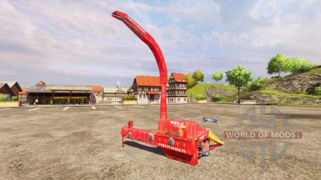 Pottinger Mex II Rotation for Farming Simulator 2013