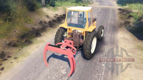 Valmet 602 for Spin Tires