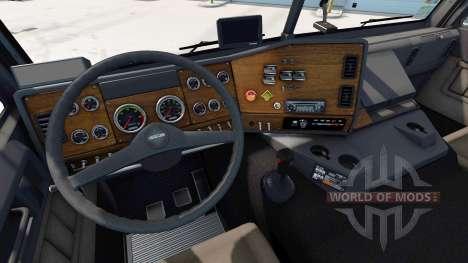 Freightliner FLB v2.0 for American Truck Simulator