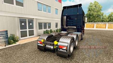 MAN TGA 18.440 v1.2 for Euro Truck Simulator 2