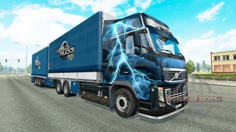 Additional chassis for Euro Truck Simulator 2