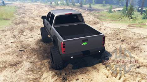 Chevrolet Colorado v2.0 for Spin Tires