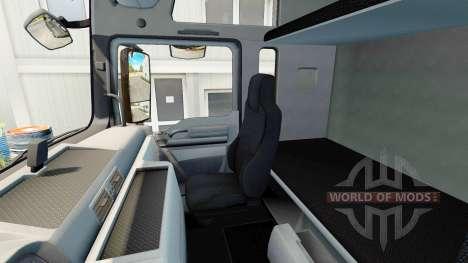 MAN TGX v1.02 for Euro Truck Simulator 2