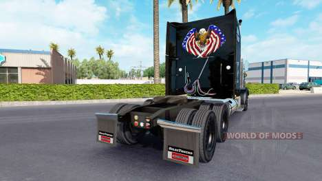 Freightliner Classic XL [update] for American Truck Simulator