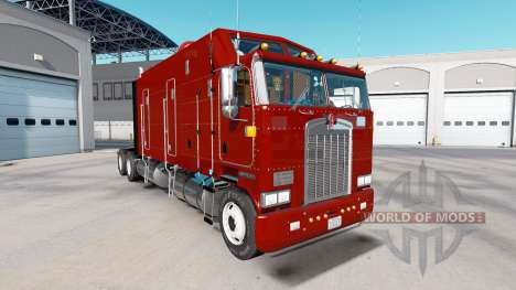 Kenworth K100 Long v2.0 for American Truck Simulator