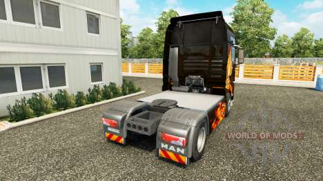 MAN TGX v1.02 for Euro Truck Simulator 2