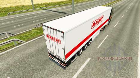 Trailer Magnet for Euro Truck Simulator 2