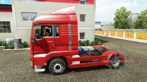 MAN TGS for Euro Truck Simulator 2