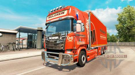 Scania R730 Tandem for Euro Truck Simulator 2