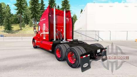 Skin Oakland Bay Bridge for truck Peterbilt for American Truck Simulator