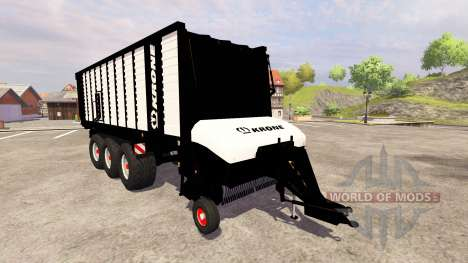 Krone ZX 550 for Farming Simulator 2013