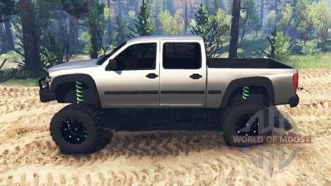 Chevrolet Colorado for Spin Tires