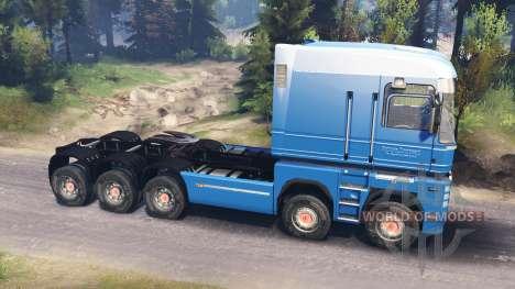Renault Magnum 10x10 v4.0 for Spin Tires
