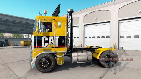 Kenworth K100 v3.0 for American Truck Simulator