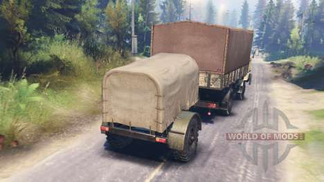 IFA W50 L for Spin Tires