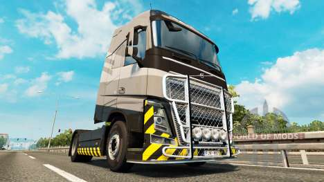 Front Grill for Euro Truck Simulator 2