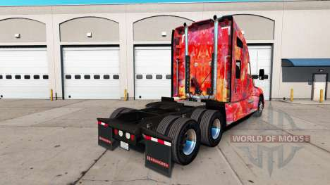 Skin Abstract for truck Kenworth for American Truck Simulator