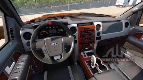 Ford F-150 SVT Raptor [urban] for American Truck Simulator