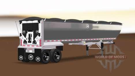 American semi-truck for American Truck Simulator