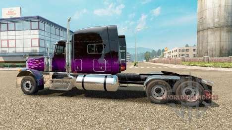 Peterbilt 379 [purple] for Euro Truck Simulator 2