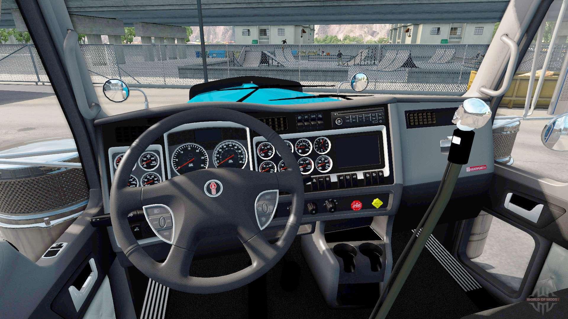 W900 v13 for american truck simulator kenworth w900 v13 for american truck simulator voltagebd Images