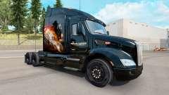 Skin The Transporter for truck Peterbilt