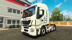 Herbie skin for Iveco tractor unit