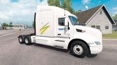 Swift skin for the truck Peterbilt