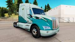 Skin on Long Haul truck Peterbilt