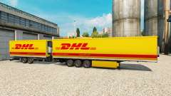 Semi-trailers Krone Gigaliner [DHL]