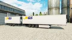 Semi-trailers Krone Gigaliner [GLS]