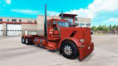 Skin Hawk Hauling for the truck Peterbilt 389