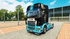 Skin Scania R for Scania truck for Euro Truck Simulator 2