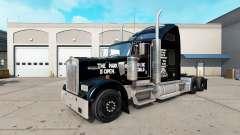 Skin Jurassic World truck Kenworth W900