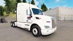 Pride Transport skin for the truck Peterbilt