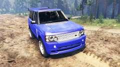 Range Rover Sport for Spin Tires