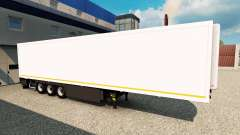 Semi-trailer SR2 the Futura EN