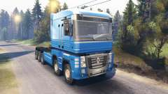Renault Magnum 10x10 v4.0 for Spin Tires